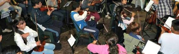 Comienzan las clases en la Orquesta!