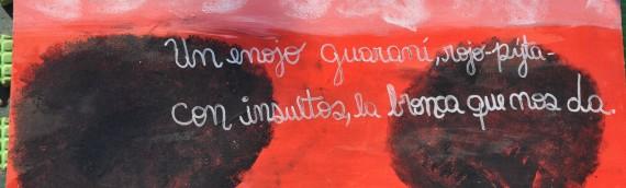 L@s chicos de La Casita turno tarde: poesía y arte